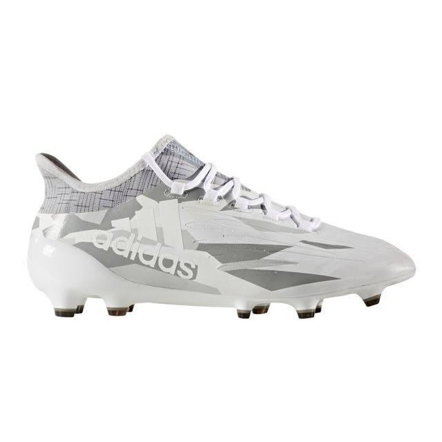 Adidas Performance Football X Fg Chaussures Blancgris 1 16 qL54j3AR