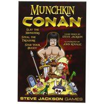 Steve Jackson Games - 332226 - Jeu De Cartes - Conan