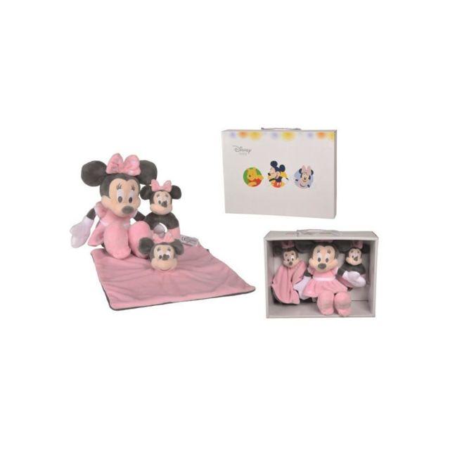 Disney Tonal Pink Minnie - Set cadeau