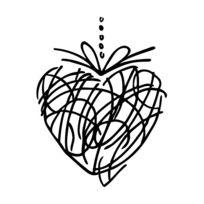 Cart Us - Cart-us Tampon Coeur Flutter Marron