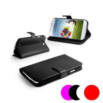 Lapinette - Etui Housse Coque Portefeuille Pour Samsung Galaxy S4 Mini