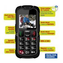 MOBIHO-ESSENTIEL - Le Baroudeur top, senior, complet et antichoc. Le modèle  du téléphone portable ... 9f353aac6c9