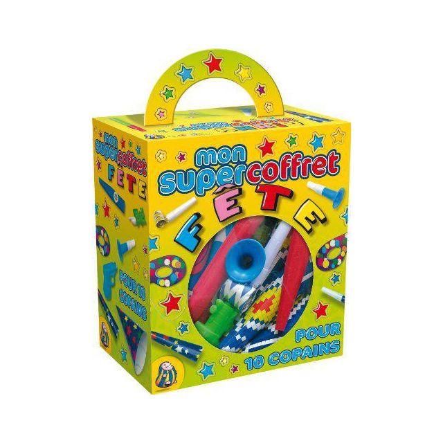 Potentier 9902 - Jeu De Plein Air - Boîte Party Fête Pour 10 Enfants
