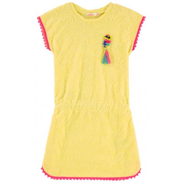 4c4b1d5ac6971 Billieblush - Robe en éponge - pas cher Achat   Vente Robe enfant ...