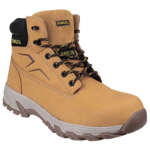 Stanley Tradesman - Chaussures montantes de sécurité - Homme 46 Eu, Miel Utfs3515