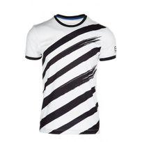 Armani Ea7 - T-shirt Ea7 Train Soccer M Tee Vn St - 3YPT94PJ18Z1100 ... 02a0d928b9a