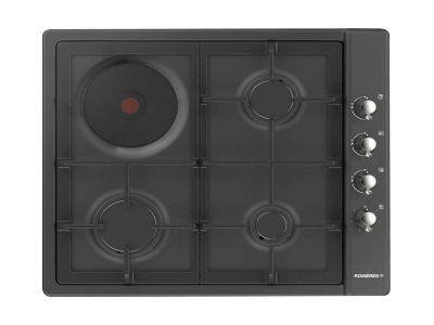rosi res rosieres rtt631fcav achat plaque de cuisson mixte. Black Bedroom Furniture Sets. Home Design Ideas