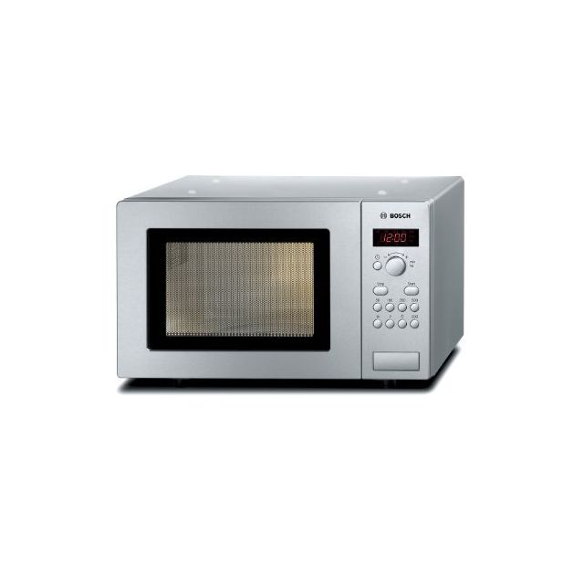 Bosch Four micro-ondes 17l 800 W Argent - Achat Four micro-onde 00eaee6ced62