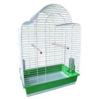 Tyrol - Cage Betty équipée 54x34x75cm - Pour oiseau