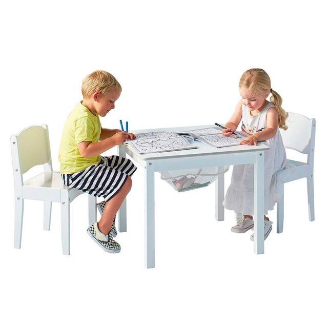 Worlds Apart Ensemble Table De Jeu Enfant Avec Rangement Et 2