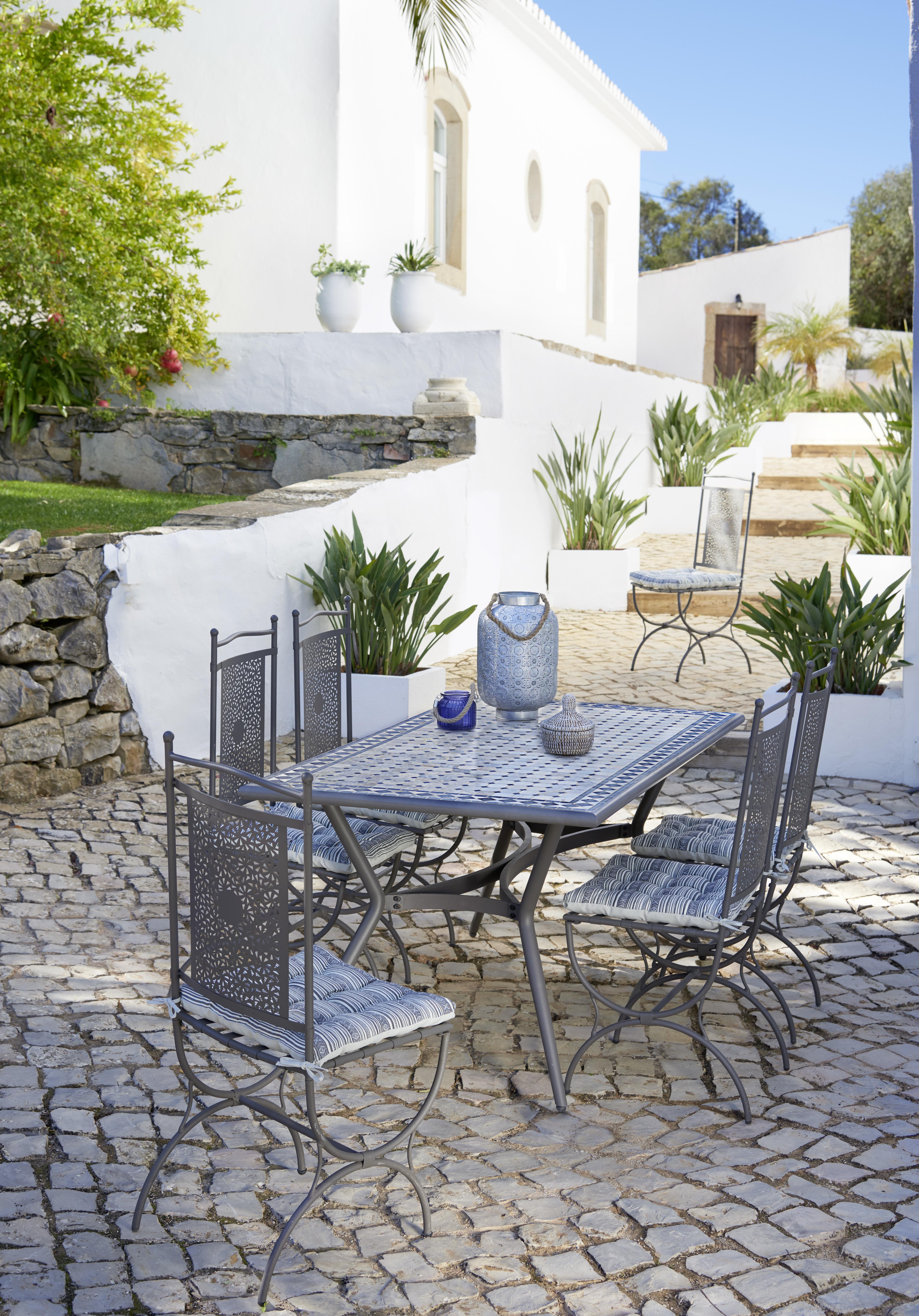 Fabriquer Une Table De Jardin En Mosaique – Acorelis.info