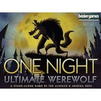 Bezier Games - Bézier Games - 331764 - One Night Ultimate Werewolf