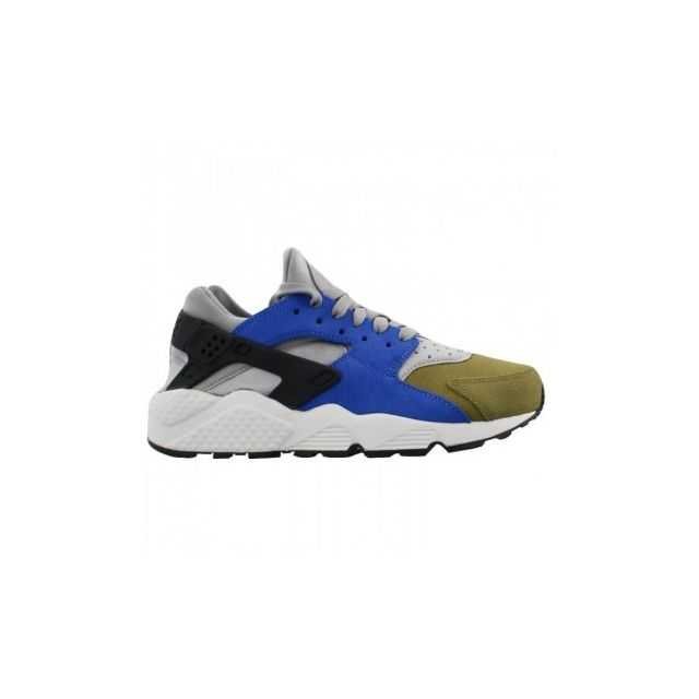 sale retailer 838a3 6cc91 Nike - Air Huarache Run Prm - 683818-007 - Age - Adulte, Couleur - Gris,  Genre - Femme, Taille - 38,5 - pas cher Achat  Vente Chaussures basket -  ...