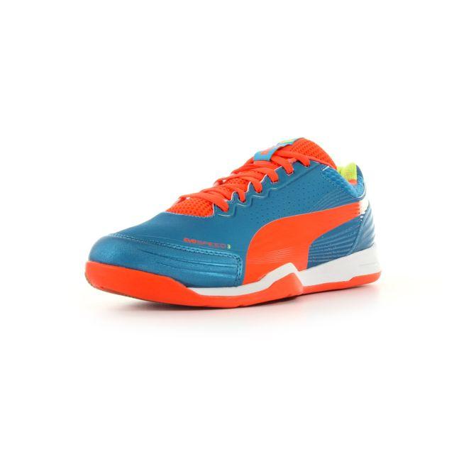 96e9243a080 Puma - Evospeed indoor 3.2 - pas cher Achat   Vente Chaussures hand -  RueDuCommerce