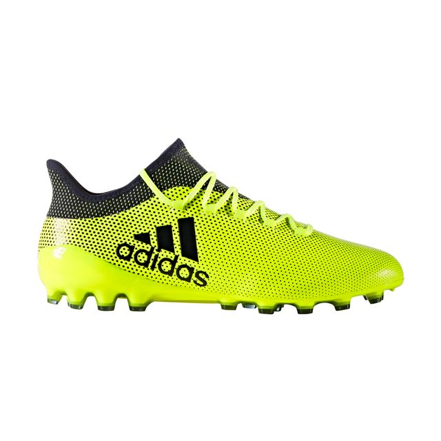 Adidas performance - Chaussures football Adidas X 17.1 Ag Jaune