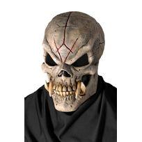 Rubies - Masque Latex Squelette Démoniaque - Adulte