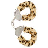 Toy Joy - Menottes Fun Velues Leopard