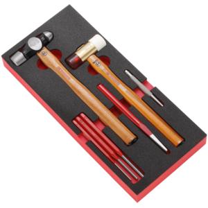 facom module mousse outils de frappe marteau t te boule modm mi4pb pas cher achat vente. Black Bedroom Furniture Sets. Home Design Ideas