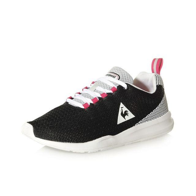 Femme Chaussures Pas 36 Sportif Mesh Coq Techracer Le Noir u1clKJTF3