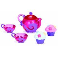 Munchkin - 011688 - Dinette Pour Le Bain Avec Cupcake Aspergeurs - Rose