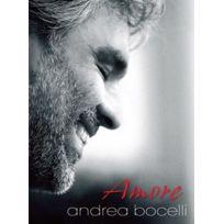 Carisch - Partitions Variété, Pop, Rock. Bocelli Andrea - Amore - Pvg Piano Voix Guitare