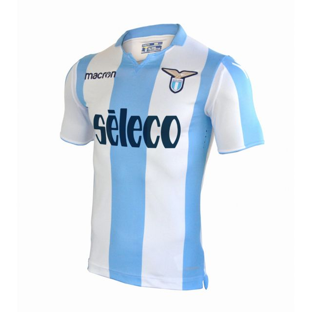 Maillot Domicile Lazio 2018