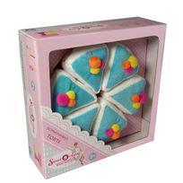 Beluga - 68005 Sweet & Easy - Gâteau en peluche
