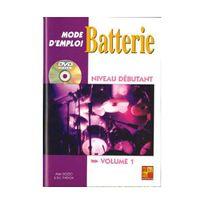 Play Music Publishing - Batterie Mode D'EMPLOI Debdvd