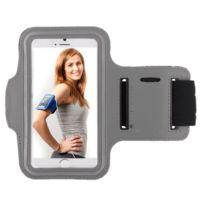 Shot - Brassard Sport Universelle Smartphone 6' pouce Housse Etui Coque Taille 8 GRIS