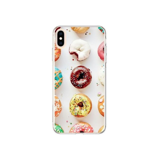 coque iphone xs max fraise
