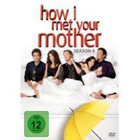 Twentieth Century Fox Home Entert. - How I Met Your Mother - Season 4 IMPORT Allemand, IMPORT Coffret De 3 Dvd - Edition simple