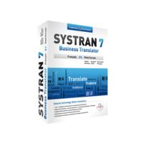 MYSOFT - SYSTRAN 7 BUSINESS TRANSLATOR PACK FRANÇAIS-EUROPE
