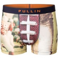 Pull-in - Pull In Boxer Homme Microfibre Touchdown Vert Marine TAILLE Homme  Xl 84c13044b500