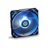 Nox - Ventillateur de cabine Nxhummerf120LB Hfan 12 cm Led Bleu