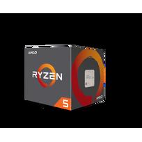 AMD - Processeur Ryzen 5 1400, + Wraith Stealth 65W cooler