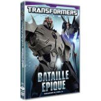Primal Screen - Transformers Prime - Saison 2, Vol. 4 : Bataille épique