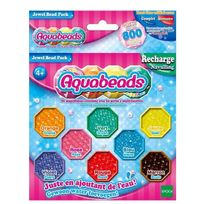 Aquabeads - Recharge Perles a Facettes
