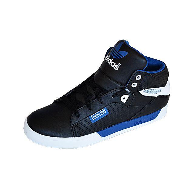 Adidas originals Court Attitude Enfant Noire pas cher