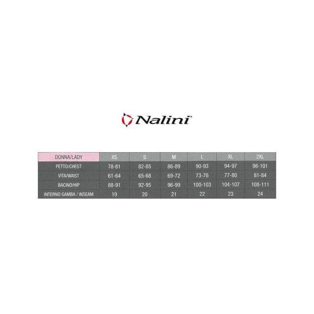 Nalini - Maillot Dolomity Lady manches courtes rose blanc femme