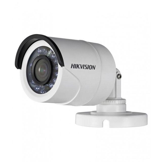 HIKVISION - DS-2CE16D0T-IR - Caméra bullet compacte Turbo HD IR 20m 1080P