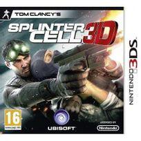 Ubi Soft - Splinter Cell 3D - Nintendo 3DS