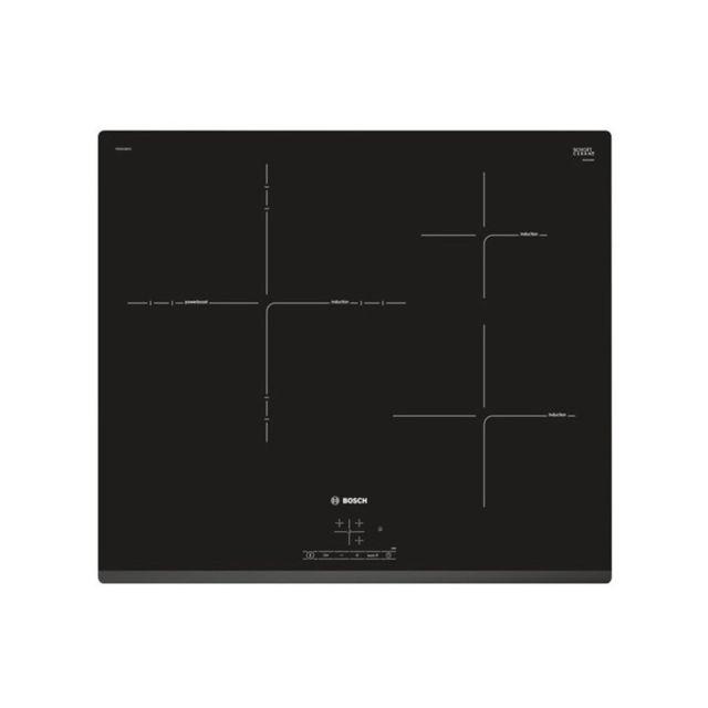 Bosch Plaque à Induction PID631BB1E 7400W 60 cm Noir