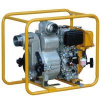 WORMS SUBARU - WORMS ROBIN - Pompe auto-amorçante eaux très chargées SWT75 D-Diesel