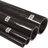 SiliconHoses - Tuyau Silicone Longueur 1 metre - D16mm - Noir