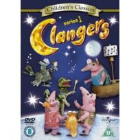 Uca - Clangers - Series 1 - Complete IMPORT Anglais, IMPORT Dvd - Edition simple
