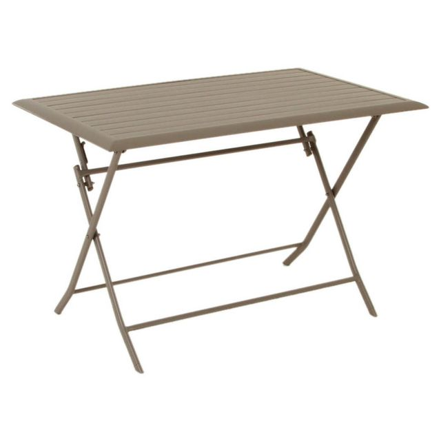 Best Table De Jardin Pliante Hesperide Contemporary - Amazing ...