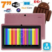 Yonis - Tablette tactile Android 4.4 KitKat 7 pouces Dual Core 8 Go Violet