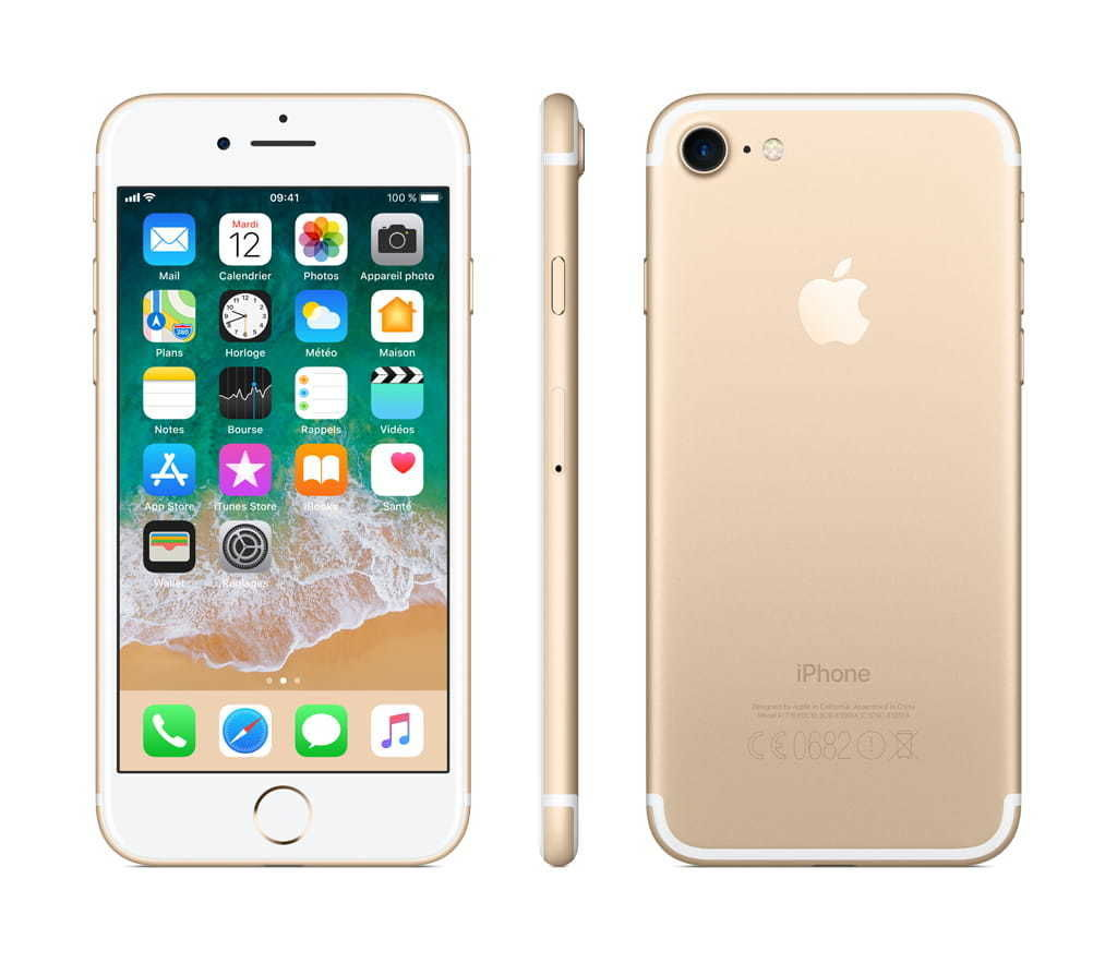 iPhone 7 - 32 Go - MN902ZD/A - Or