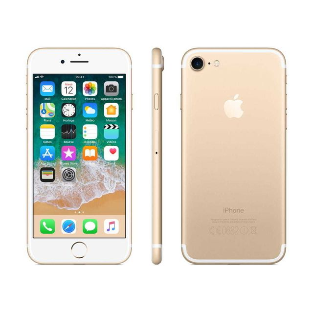 APPLE iPhone 7 - 32 Go - MN902ZD/A - Or