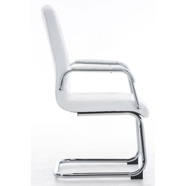 Decoshop26 Fauteuil chaise de bureau ergonomique sans